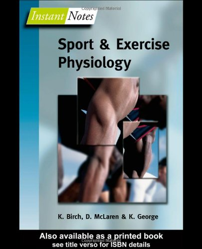 Lincoln Sports And Exercise Science Degree Pack: Bios Instant Notes In Sport And Exercise Physiology