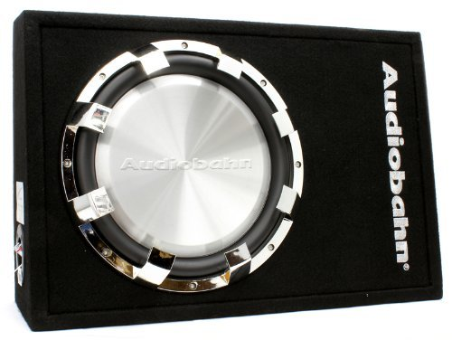 Audiobahn Abs12H 12-Inch Shallow Mount Enclosure
