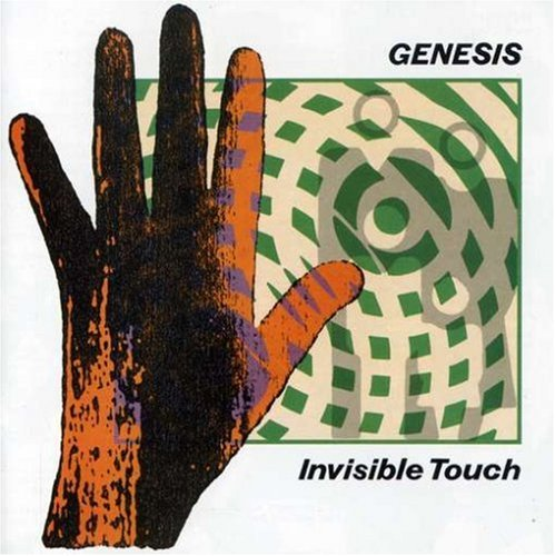Invisible Touch artwork