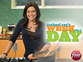 Rachael Ray's Week in a Day Season 6 [HD]