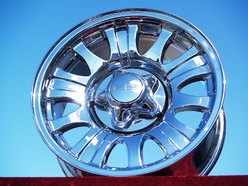 Ford Expedition: Set of 4 genuine factory 17inch