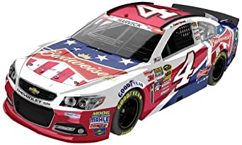 Amazon.com: Kevin Harvick #4 Budweiser Folds of Honor Chevy SS NASCAR