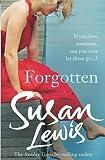 Forgotten (0099525747) by Lewis, Susan