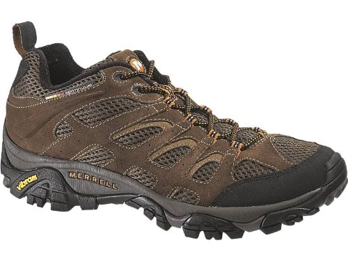 Merrell Men's Moab Ventilator Hiking Shoe,Earth,10 M US