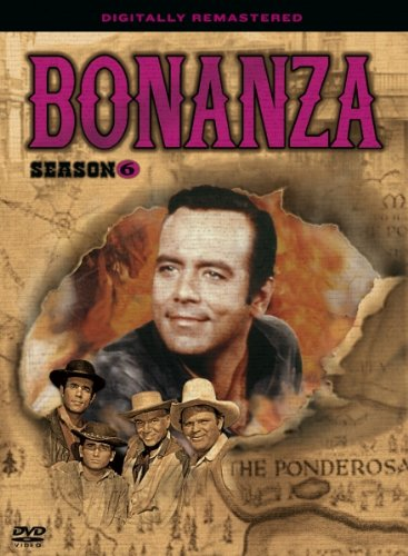 Bonanza - Season 6 (4 DVDs)