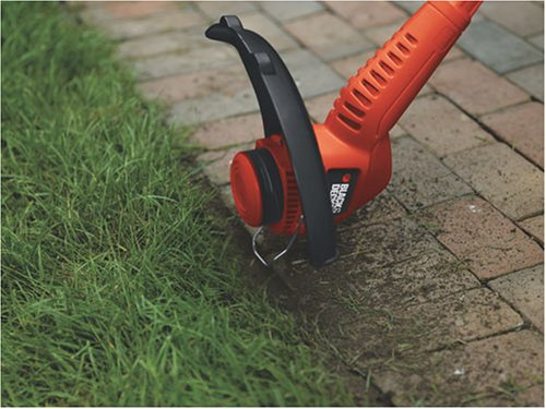 Black & Decker ST7700 4.4-amp Electric Automatic Feed String Trimmer/Edger, 13""
