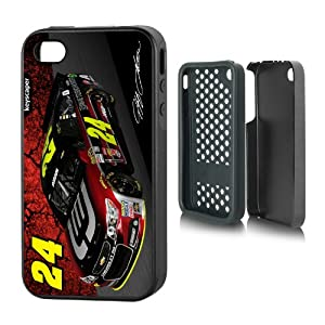 NASCAR Jeff Gordon 24 Drive to End Hunger iPhone 4 4S Rugged Case by Keyscaper