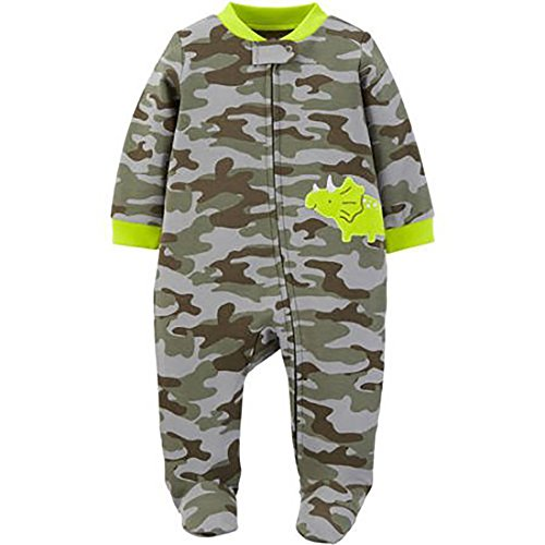Child Of Mine Made By Carters Newborn Baby Boy Sleep N Play (0-3(8-12.5lb), Camo) (Child Of Mine Clothes compare prices)
