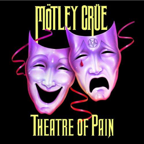 Mötley Crüe - Postcard Theatre Of Pain
