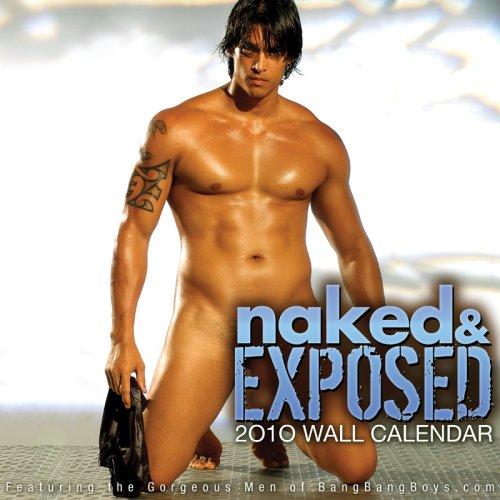 good looking black men nude calendar