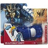 Transformers - A9864E240 - Figurine - Robot in Disguise - One-Step Magic - Drift