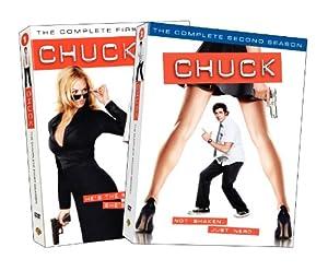 Chuck: Complete Seasons 1&2 (Sous-titres français)