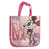 Disney Vintage Minnie Mouse Reusable Tote Bag (13 x 14 x 5 Inches)