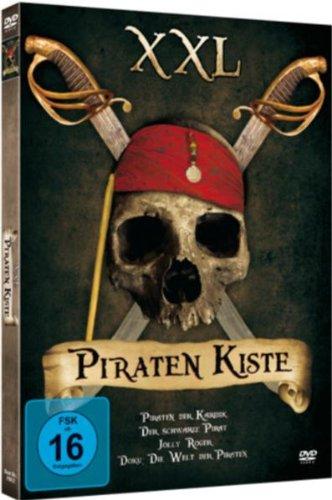 Die große Piratenkiste XXL (2 DVDs)