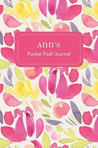 Ann's Pocket Posh Journal, Tulip