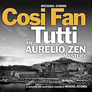 Cosi Fan Tutti Audiobook