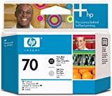 HP C9407A - 70 PHOTO BK & LIGHT GREY PRI - F/ DESIGNJET Z2100 PS PRO B9180