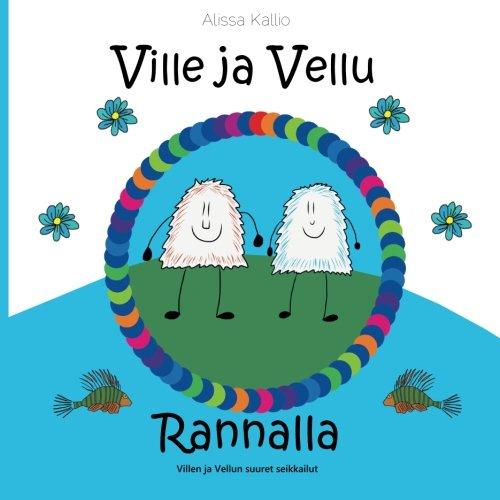 Ville ja Vellu: Rannalla