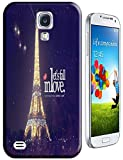 Beautiful Eiffel Tower Paris Fashion Cell Phone Cases Design For Samsung Galaxy S4 i9500 No.10