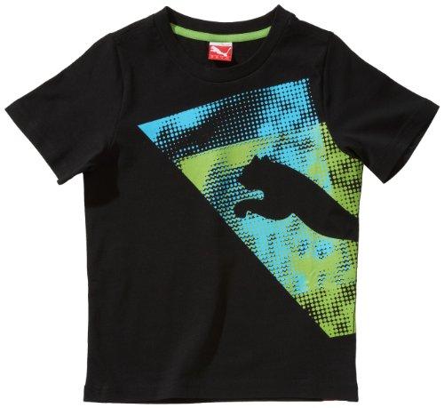 Puma-821896-T-shirt-Halftone-en-coton-biologique-pour-garon