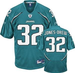 Reebok Jacksonville Jaguars Maurice Jones-Drew Premier Jersey by Reebok