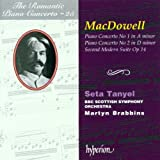 The Romantic Piano Concerto, Vol. 25 MacDowell Seta Tanyel