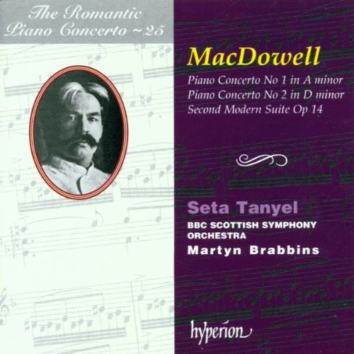 The Romantic Piano Concerto, Vol. 25 MacDowell
