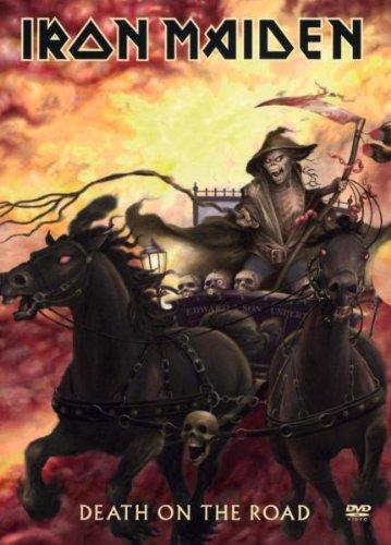 Iron Maiden - Death On The Road (Three Discs) (DVD) [2003]