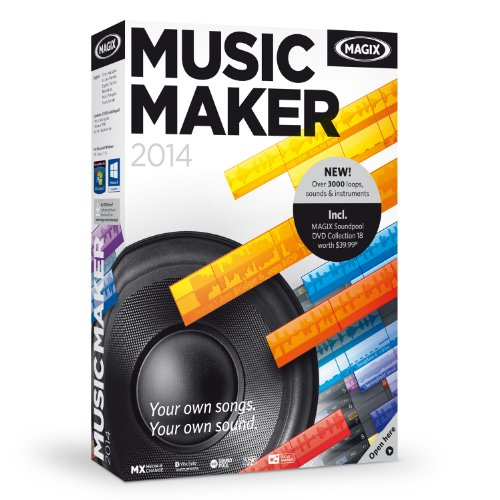Music Maker 2014 Picture