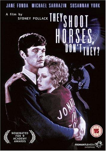 Danzad, danzad, malditos / They Shoot Horses, Don't They? [ Origen UK, Ningun Idioma Espanol ]