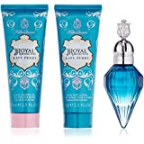 Katy Perry Royal Revolution Gift Set contains EDP 30 ml/ Shower Gel 75 ml and Body Lotion 75 ml