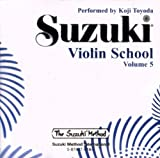 img - for Suzuki Violin School, Volume 5 (CD) (Suzuki Method) book / textbook / text book