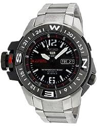 Seiko Men's SKZ229K1 Black Dial Seiko 5 Watch