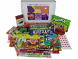 50th Birthday Gift Basket Box of Retro Candy - Jr.