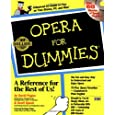 Opera for Dummies (Book and Audio CD)