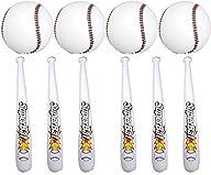24 Pc Set of Inflatable Baseball Bats…