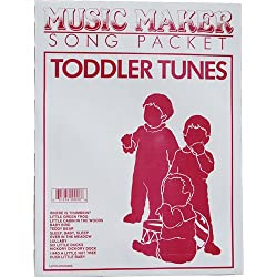 European Expressions Music Maker Toddler Tunes Song Packet
