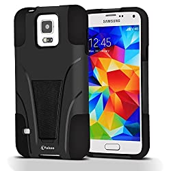Samsung Galaxy S5 Case,S5 Case Ultra Slim Lightweight Dual Layer Defender Protection High Impact Hybrid Armor...