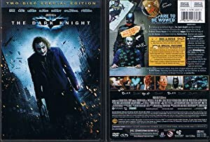 Amazon.com: The Dark Knight (Two-Disc Special Edition