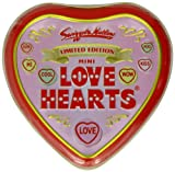 Swizzels Matlow Mini Love Hearts Limited Edition Tin 100 g (Pack of 2)
