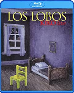 Los Lobos: Kiko Live [Blu-ray]