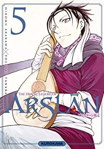 "Afficher ""Arslan, the heroic legend n° 5<br /> heroic legend of Arslân (The)"""
