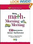Doing Math in Morning Meeting: 150 Qu...
