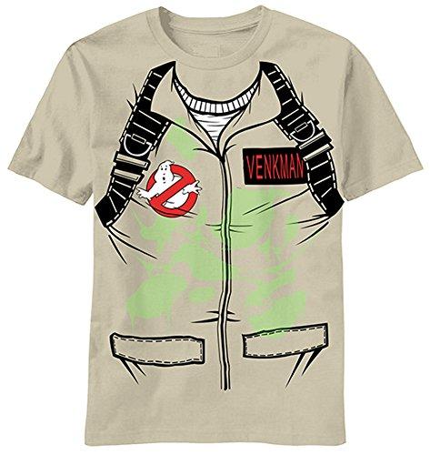Ghostbusters - Venkman Costume T-Shirt