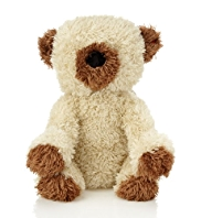 Bear & Bird Plush Toy