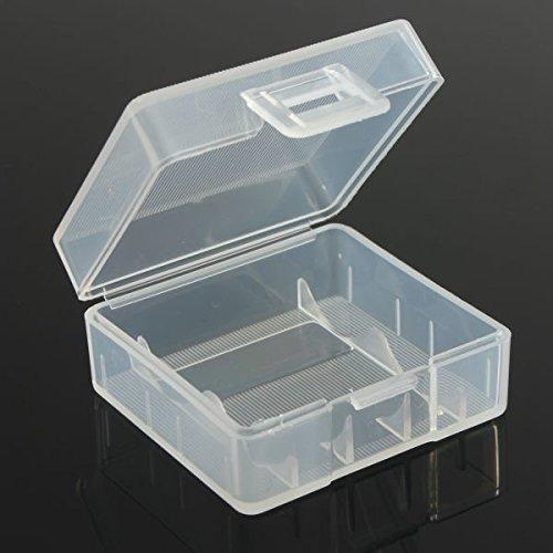 bazaar-white-hard-plastic-battery-case-box-for-2x18350-battery