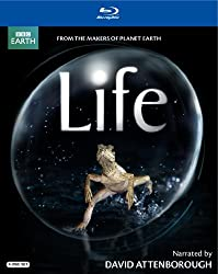 Life  (original UK version) [Blu-ray]