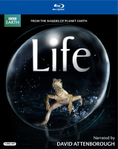 Life (narrated By David Attenborough) [blu-ray] Picture
