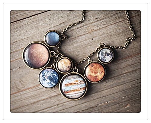solar-system-necklace-space-jewelry-statement-necklace-planet-necklace