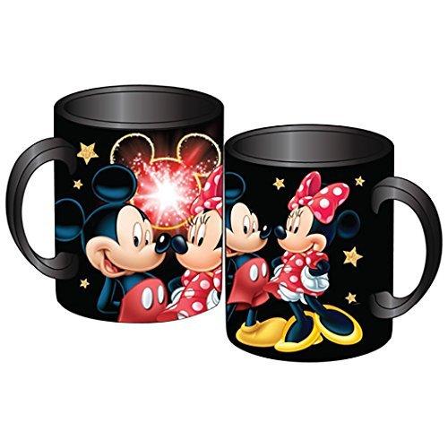 Disney Minnie Mouse and Mickey Mouse 2 of a Kind JUMBO Ceramic Coffee Mug (Avengers Coffee Mug Set compare prices)